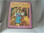 Disney's Beauty and the Beast Book