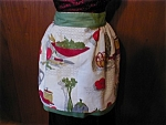 Click here to enlarge image and see more about item 1560: Reversible Apron