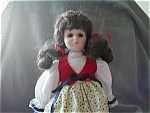 Porcelain Face Poland Doll
