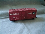 Bachman Burlington Cushioning Car