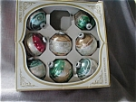 Box of Glass Ornaments