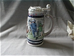 Click here to enlarge image and see more about item 1741: Baseball Stein