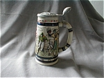 Click here to enlarge image and see more about item 1744: Avon Football Stein