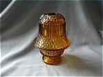 Click here to enlarge image and see more about item 2021: Indiana Glass Fairy Lamp