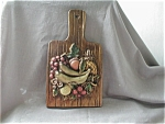 Click to view larger image of Fruit Wall Plaque (Image1)