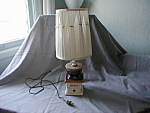 Click to view larger image of Coffee Grinder Lamp (Image1)
