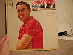 Click to view larger image of Jimmy Dean  Big Bad John (Image1)