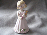 Growing Up Birthday Girl Figurine