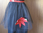 Click to view larger image of Homemade Christmas Apron (Image1)