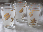 Foliage Drinking Glasses