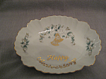 Click here to enlarge image and see more about item 2736: Lefton Anniversary Candy Dish