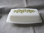 Click here to enlarge image and see more about item 2778: Pyrex Butter Dish