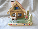 Reuge House Music Box