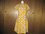 1960's/1970's Hip Hugger Dress