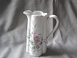 Click here to enlarge image and see more about item 2959: Haviland-Limoges Flower Pitcher