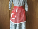 Click to view larger image of Red Christmas Apron (Image1)