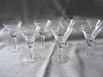 Cordial Stem Glasses