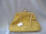 Click to view larger image of Richere Sequin and Beaded Purse (Image1)