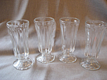 Click here to enlarge image and see more about item 3166: Libbey Sundae Glasses