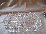 Heisey Divided Serving Dish