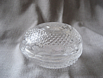 Fostoria Glass Egg from Avon