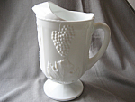 Indiana Glass Grape Vine Pitcher