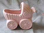 Shawnee Baby Carriage Planter