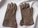 Brown Day Gloves