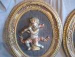 Click to view larger image of Large Chalkware Plaques (Image2)
