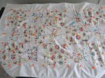 Click here to enlarge image and see more about item 4923: Vintage Baby's Quilt