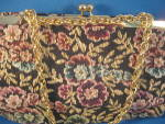 Click to view larger image of Vintage Carpet Bag Purse (Image2)
