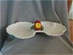 Calif. Pottery by Maurice Serving Dish