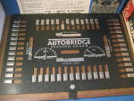 Autobridge Playing Board Game