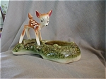 Click here to enlarge image and see more about item 740: Walt Disney Bambi Planter