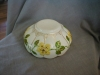 Click to view larger image of Porcelain Flower Bowl (Image3)