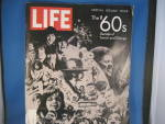 Click here to enlarge image and see more about item 7431: Life, The 60's, Decade of Tumult and Change