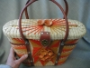 Click to view larger image of Wicker Purse (Image2)