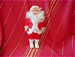 Plastic Santa