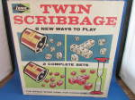 Click here to enlarge image and see more about item 8609: 1965 Twin Scribbage