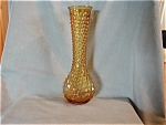 Indiana Diamond Point Vase