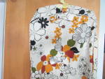 Flower and Bow 60-70 Garment Bag