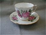 Click here to enlarge image and see more about item M2188WM: Royal Vale China Cup & Saucer