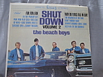 Click here to enlarge image and see more about item T3079: The Beach Boys, Shut Down Vol. 2