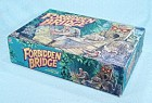 Forbidden Bridge Game, Milton Bradley, 1992