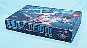 Star Trek: The Game, Collector's Edition, Classic Games, 1992