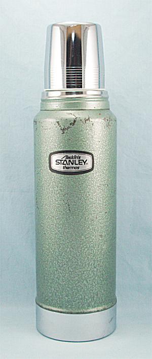 Aladdin Stanley Quart Thermos, Green, No. A 944 C (Image1)