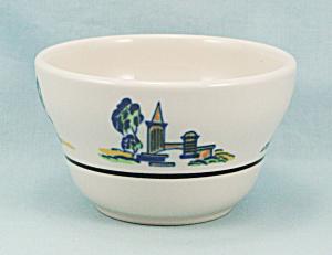 Syracuse – Bouillon / Custard Cup - Castles (Image1)
