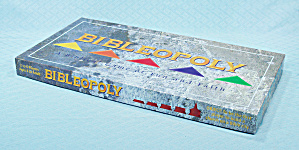 Bibleopoly Game, Late For The Sky, 1991