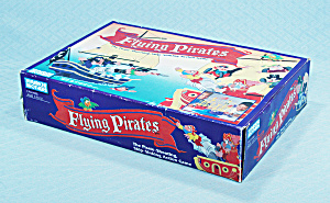 Flying Pirates Game, Parker Brothers, 1990