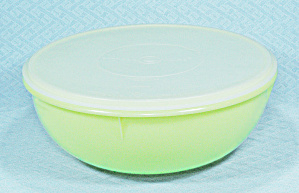 Tupperware 274, Large Fix - N - Mix, Yellow Bowl